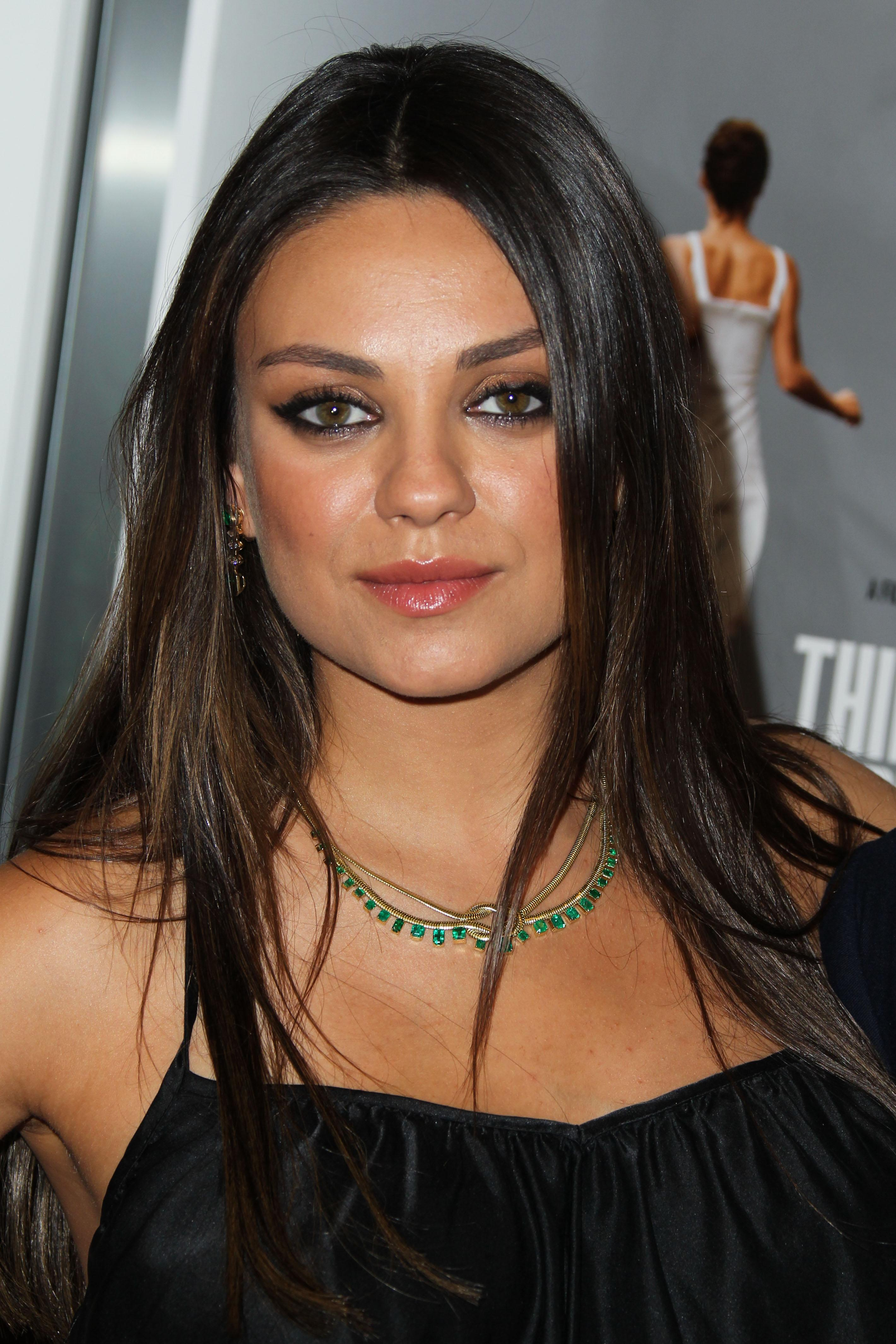 "Mila Kunis arrives at the Los Angeles Premiere Of Sony Pictures Classics' ""Third Person"""