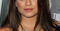 """Mila Kunis arrives at the Los Angeles Premiere Of Sony Pictures Classics' """"Third Person"""""""