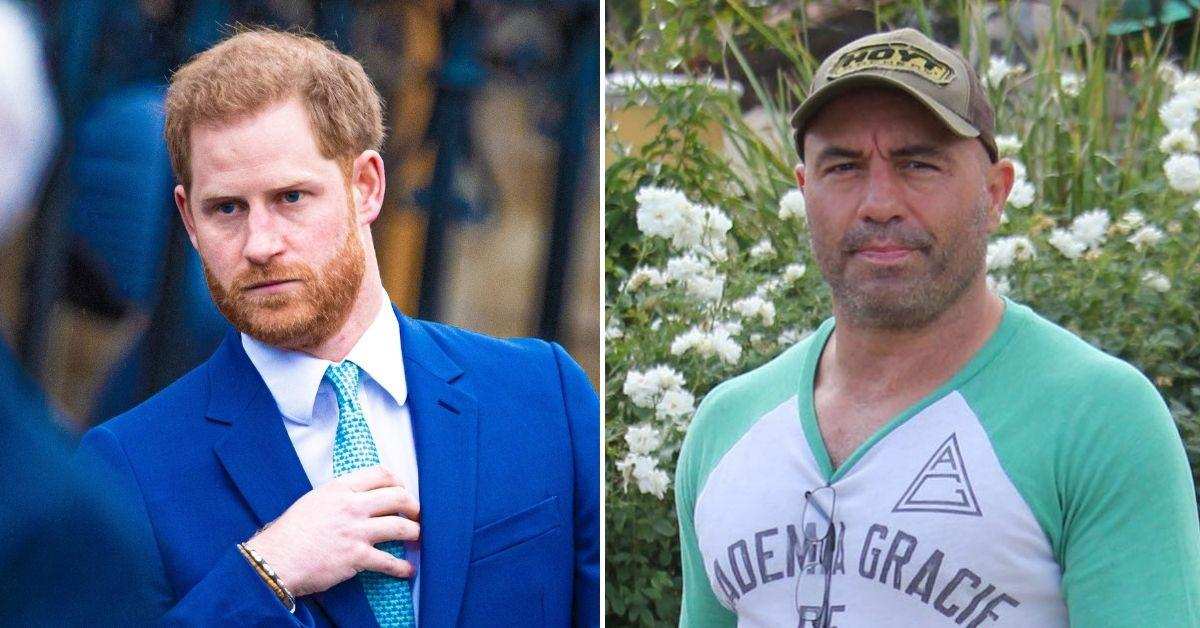 prince harry slams joe rogan remarks covid  vaccine young people
