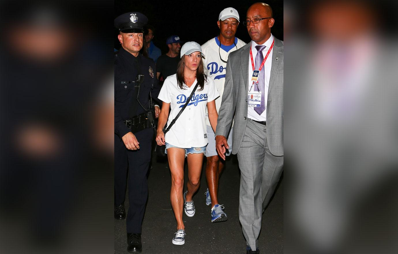 Tiger Woods Can't Keep Away From New Girlfriend At The ...