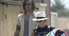 Ashley Tisdale And Christopher French Beach Photos hero