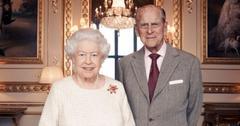 Queen Elizabeth Prince Philip Portraits 70th Anniversary PP