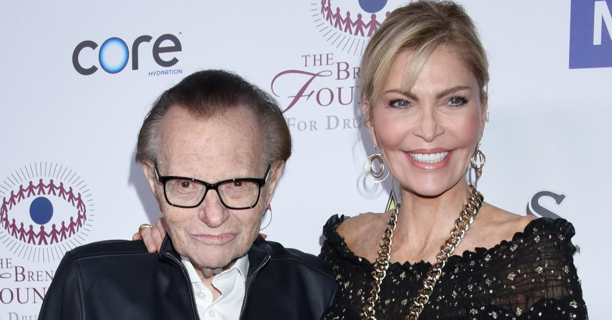 Larry King's Heartbreaking Final Words Revealed, Wife Shawn Denies COVID-19 Being At Fault For TV Icon's Death
