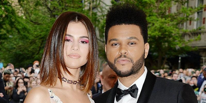 The Weeknd Wearing a Tux With Selena Gomez In A Dress At the Met Gala