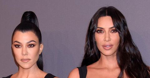 Kim Kardashian Says She Might Need An Attorney After A Fight With Kourtney