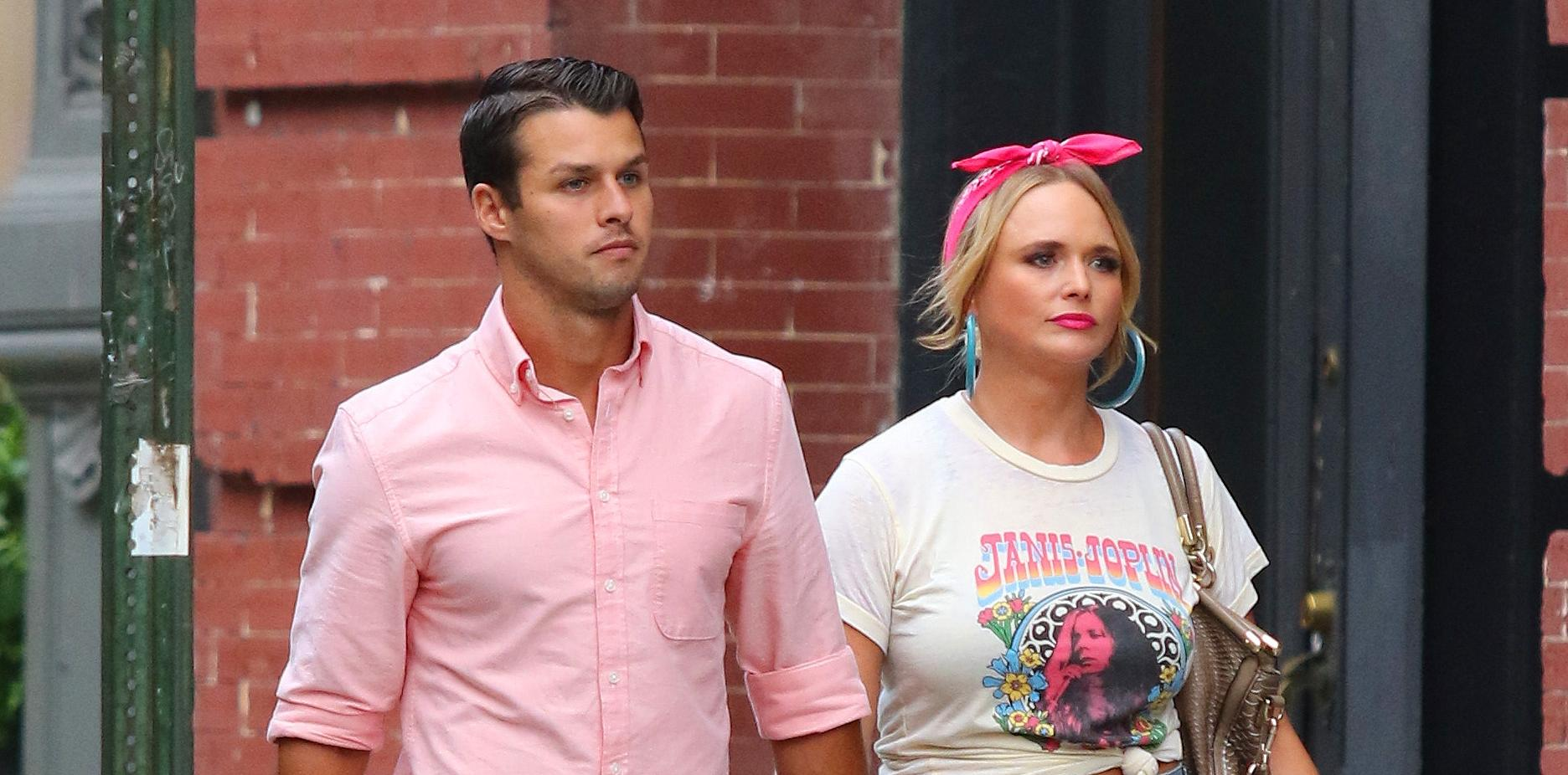 //Miranda Lambert Husband NYC