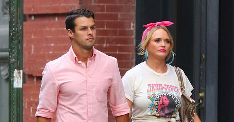 //Miranda Lambert Husband NYC