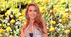 Chrishell Stause at the 10th Annual Veuve Clicquot Polo Classic