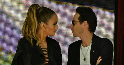 Jennifer lopez marc anthony back together 1