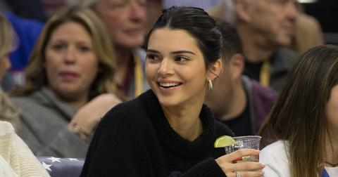 Kendall jenner ban post pic