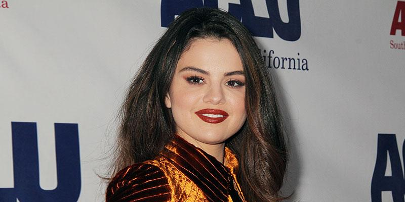 Selena Gomez] Proudly Flaunts Her Kidney Transplant Scar: 'I Feel Confident'