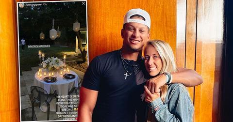 King Of The Rings! NFL Star [Patrick Mahomes] Proposes To GF [Brittany Matthews]