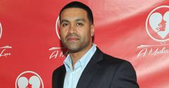 Apollo Nida Poses On Red Carpet
