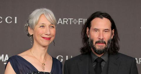Inside [Keanu Reeves]' Romance With Business Partner [Alexandra Grant]
