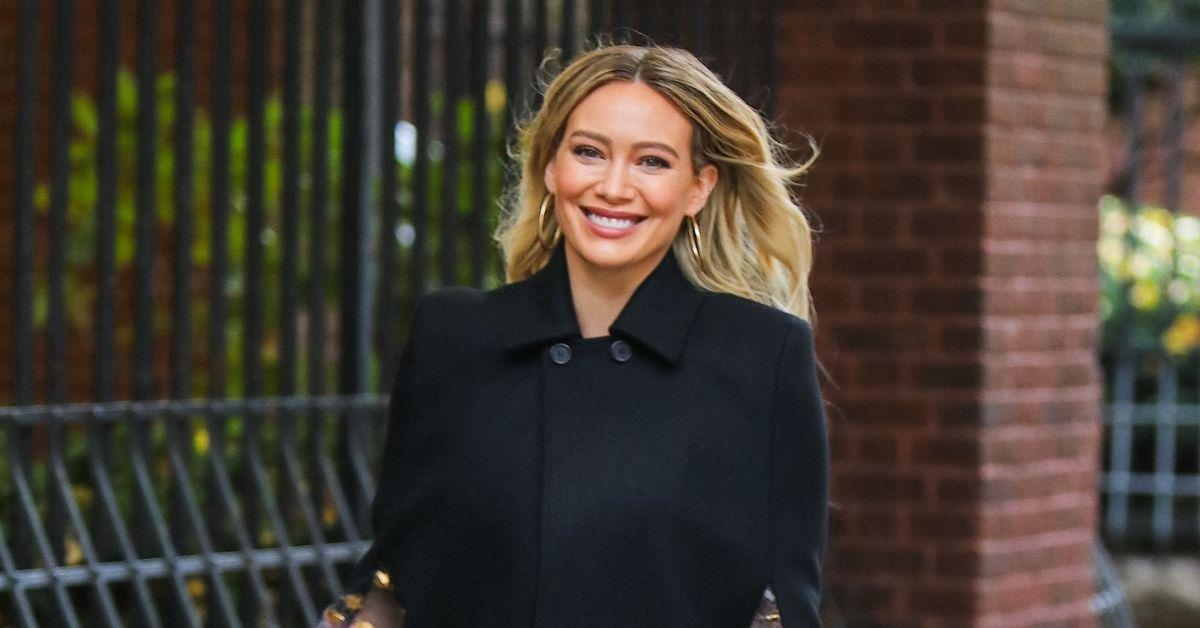 hilary duff how i met your father how i met your mother reboot