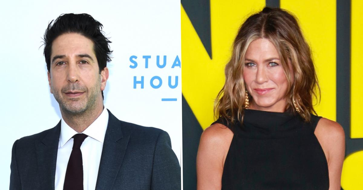 jennifer aniston spills would proudly say she banged david schwimmer