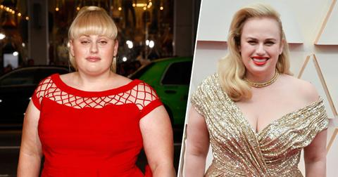 Rebel Wilson Botox Surgery Has Her Looking Younger And Refreshed