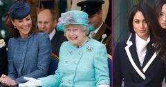 Queen Elizabeth Shade Meghan Markle Kate Middleton Favorite PP