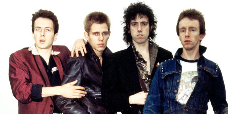 Aggression, Drugs, & Chaos! Pals Recall The Clash's Wild Lifestyle Before Split