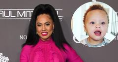 Ayesha Curry On Red Carpet Son Canon Inset