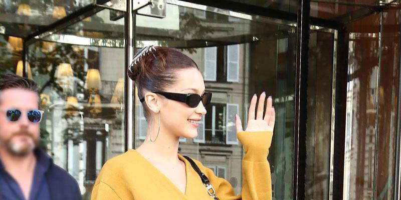 Bella Hadid Dior PP
