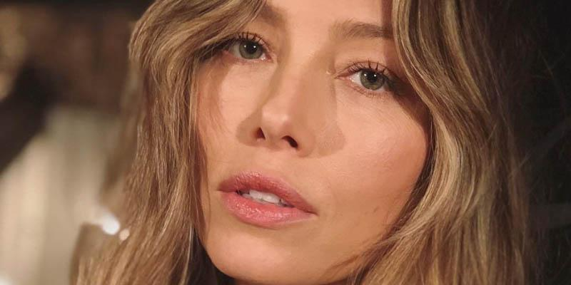 Jessica biel blonde hair justin timberlake reacts