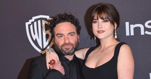 Johnny Galecki & Alaina Meyer Split 1 Year After Welcoming Baby