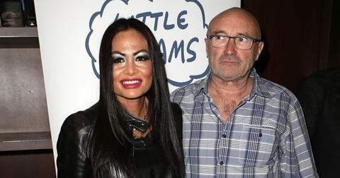 Phil Collins Splits From Ex-Wife Orianne Collins Again, Wants To Evict Her