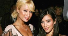 Kim kardashian paris hilton friends again
