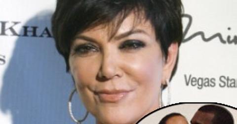 Kim Kardashian Kanye West Wedding Kris jenner Annoyed 1