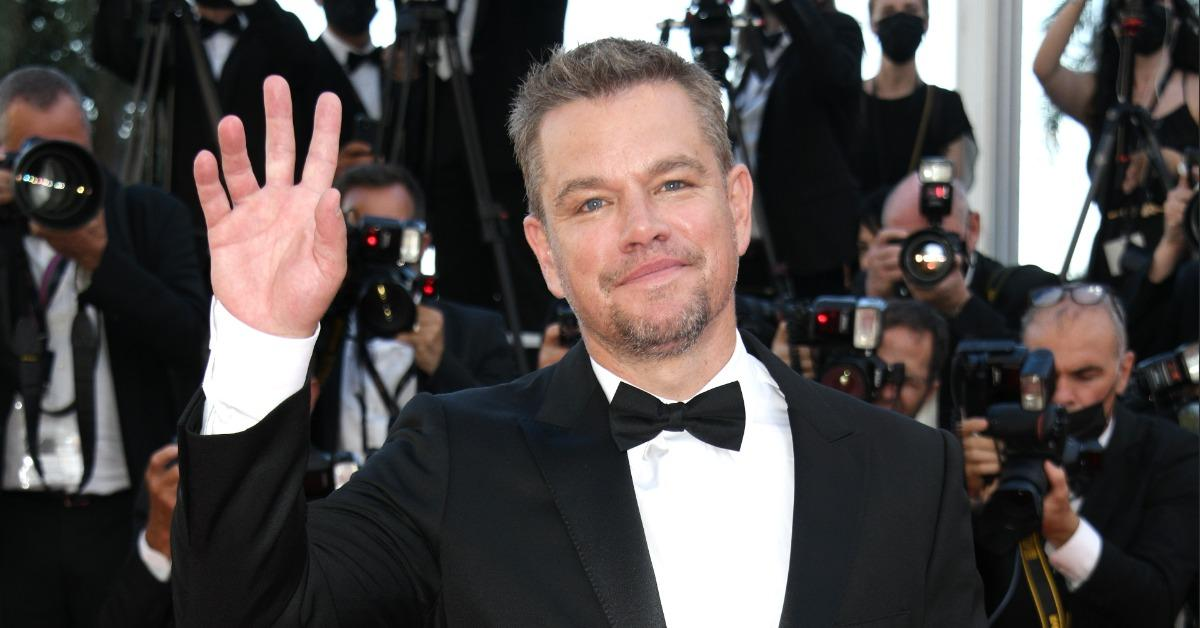 matt damon admits he only recently stopped using the f slur at his daughters request