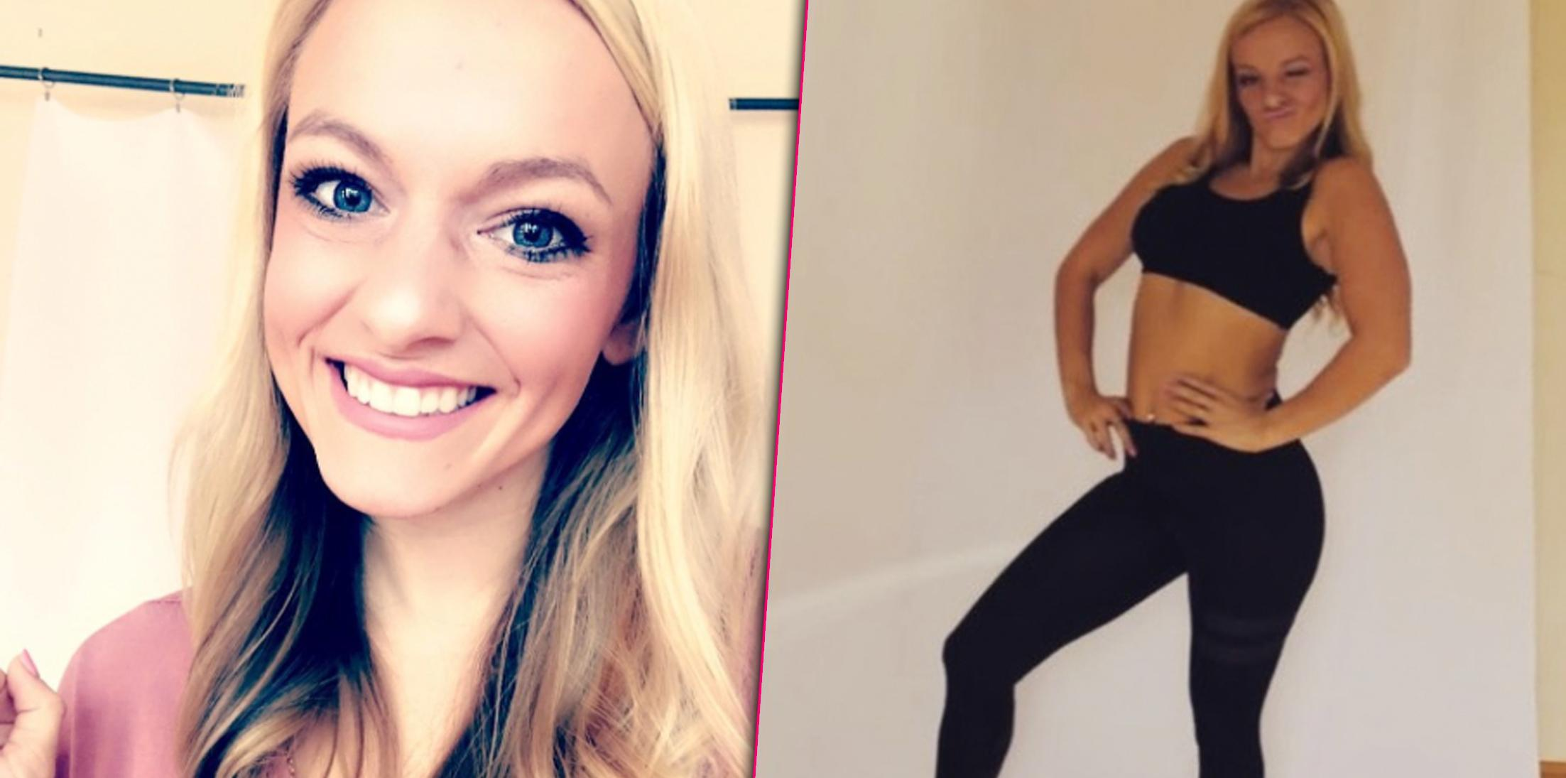 Mackenzie mckee fitness clothing line move h