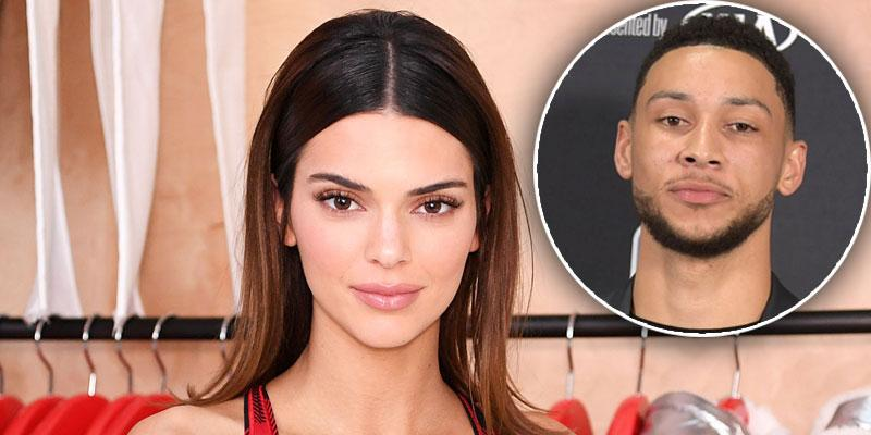 Kendall Jenner & Ben Simmons Rekindle Their Relationship