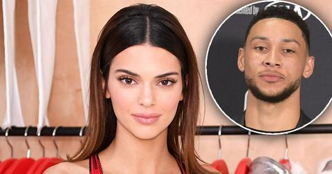 Kendall Jenner & Ben Simmons Rekindle Their Relationship