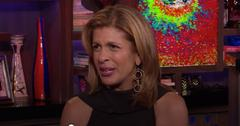 Wwhl hoda kotb gets why julie chen quit the talk pp