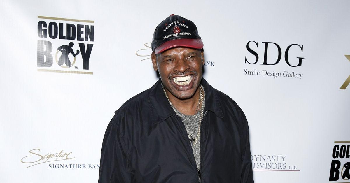 leon spinks boxing legend beat muhammad ali died aged