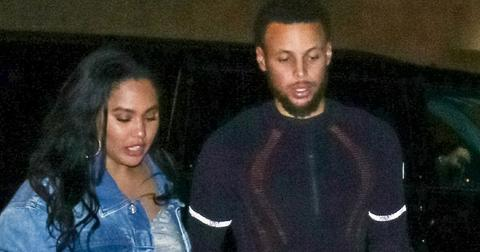 Ayesha Steph Curry Date Night Thigh High Boots