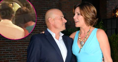 RHONY Luann Dagostino Husband Tom Dagostino Divorce Long