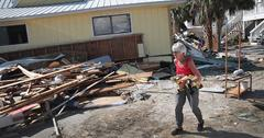 Luke bryan mom home destroyed hurricane michael main