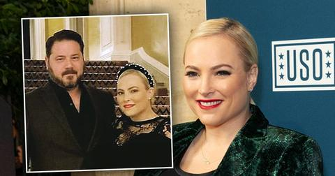 'The View' Star [Meghan McCain] Welcomes Baby No. 1 With Husband Ben Domenech