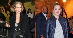 Sarah paulson says drew barrymore confronted her about her impression