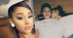Ariana Grande Engaged to Dalton Gomes