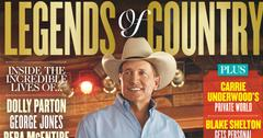 legends of country special collectors issue on newsstands now pp