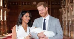 Meghan Markle, Archie & Prince Harry