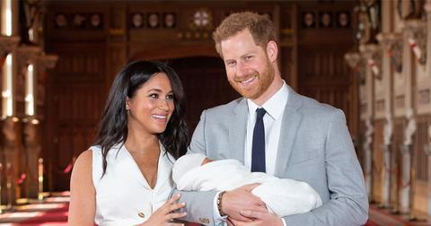 Meghan Markle, Archie & Prince Harry