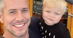 ant anstead toned body beach day son hudson