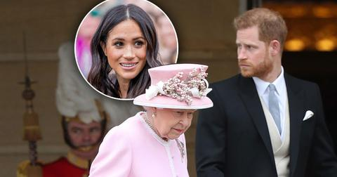The Queen Gives Prince Harry An Ultimatum, Royal Duties Or Meghan