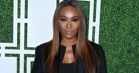Cynthia Bailey Misses Peter Thomas Club Opening Party