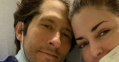 Michael Marion and Bobbie Thomas in the hospital