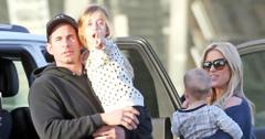 *EXCLUSIVE* 'Flip or Flop's' Tarek El Moussa hands over the kids to his ex wife Christina